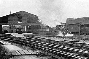 Exeter Memories St Davids Station