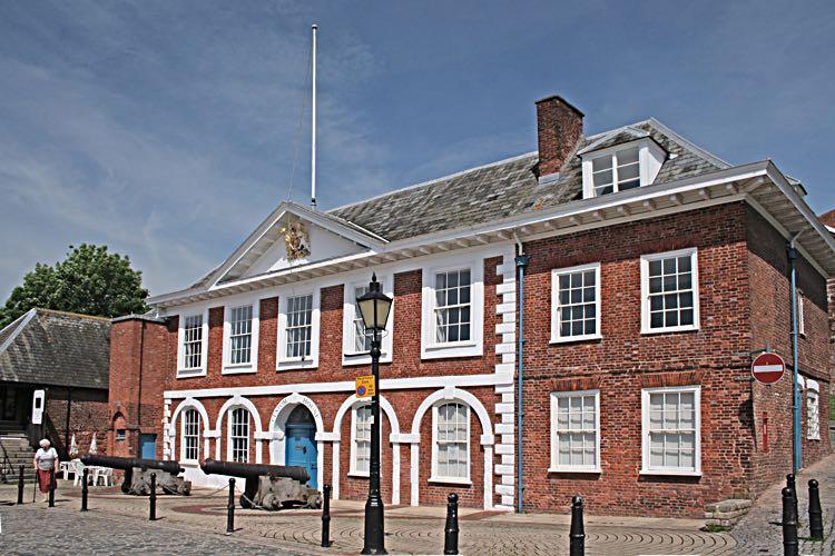 Exeter Memories Custom House