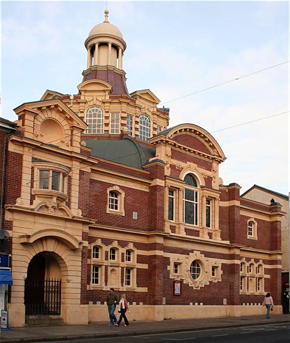 Exetermemories Sidwell Street Methodist Church