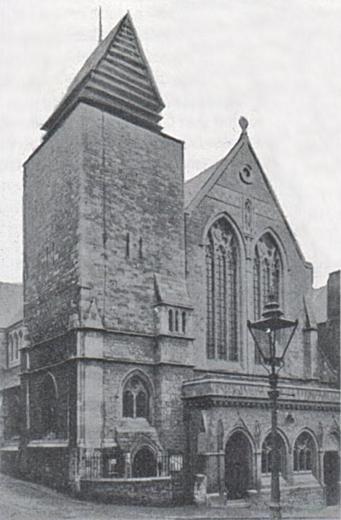 Exeter Memories Sacred Heart Church