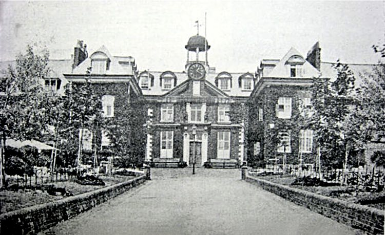 Exeter Memories - City Workhouse and Heavitree Hospital