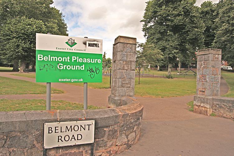 Exeter Memories Belmont Park