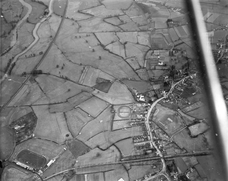Exetermemories Bertram Arden S Aerial Photos Of Exeter