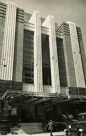 Image result for exeter odeon 1942