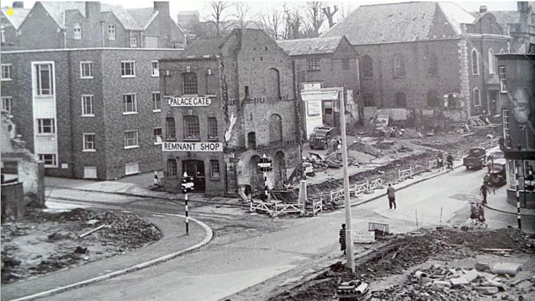 Exeter Memories Palace Gate