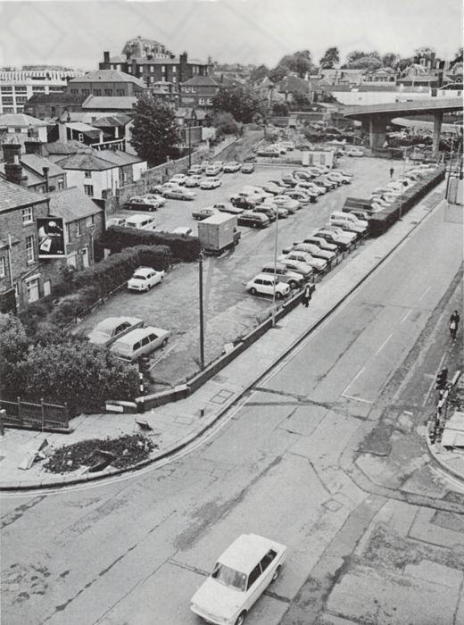 Exeter Memories - Paul Street Bus Station