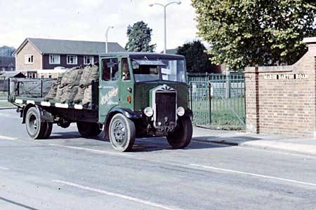 1950s Lorry Stock Photos & 1950s Lorry Stock Images - Alamy