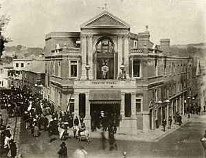 The Exeter Theatre Fire (Historical series)