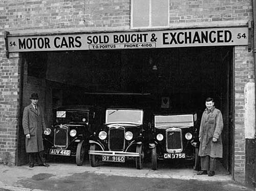 Used Cars Exeter >> Exeter Memories - Exeter's Garages