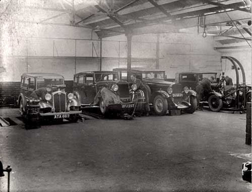 Exeter Memories Exeter S Garages